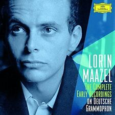 Lorin Maazel - Maazel: The Complete Early Recordings on Deutsche [New CD] Ltd Ed