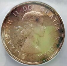 1955 $1 - ICG PL67 - Colourful Patina
