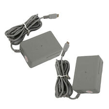 2pcs AC Home Wall Travel Charger Power Adapter for Nintendo DSi XL 3DS US Ship