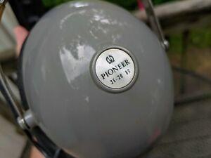 Vintage Pioneer SE-20 8 Ohm Stereo Headphones