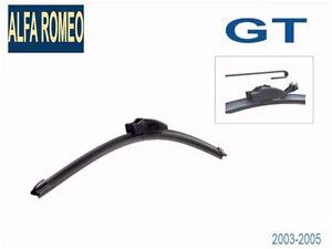 Flexible Windscreen Wipers for Alfa Romeo GT 2003 2004 2005  PAIR)