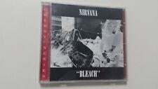 NIRVANA Bleach RARE ISRAELI CD