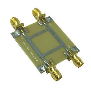 2.4G Richtkoppler Richtleistungsteiler 1 2 3 Port DIY Zubehör