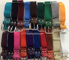 NEW!! Elastic Adjustable Baseball/Softball Belts