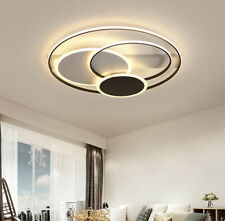 New Ceiling Lighting Living Room Bedroom Modern LED Round Chandeliers Lamp