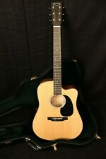 Martin Gitarre/Guitar DC-16E Mahagonikorpus + Cut + Tonabnehmer *Aussteller*