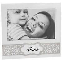 NEW Mum Daisy Sentiment Photo Frame 6 x 4 Birthday, Mothers Day, Christmas 72722