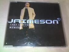 JAIMESON - TAKE CONTROL - UK CD SINGLE