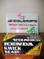 CAMERA D'ARIA BICI 26 x 1.9 / 2.125 AUTOSIGILLANTE VAL.  SCHRADER (MOTO). KENDA!