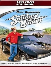 SMOKEY AND THE BANDIT - BURT REYNOLDS - SALLY FIELD (SOLID MINT HD-DVD)