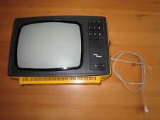 ORIGINAL TV TESLA PLUTO 4159AB Fernsehgerät schwarz-weiß fernseher Jahr 1984
