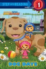 Dog Days Team Umizoomi Step into Reading