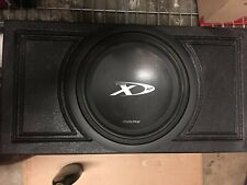 Alpine Superbass ProBox 12 - 112SPB - Never Used