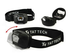 TAT TECH LED HEADLAMP Tattoo Light Black Headband Lamp Shop Equipment Supply