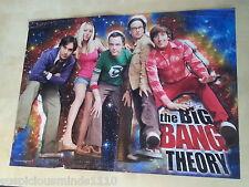 The Big Bang Theory-Poster-a3-env. 42 x 28 cm-Bravo découpage
