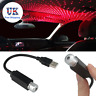USB Car Atmosphere Lamp Interior Ambient Star Night Light LED Projector