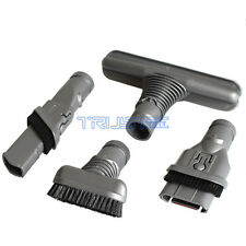4 Pcs Tool Brush for Dyson Vacuum Cleaners kit Accessories