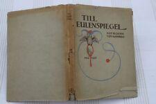 Ein kurzweilig Buch von TILL EULENSPIEGEL J. H. Ramberg