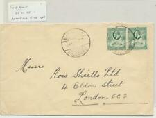 Oro Coast (Mangoase) Londres Reino Unido 1935 Cubierta, 1d Tarifa ( Ver Abajo