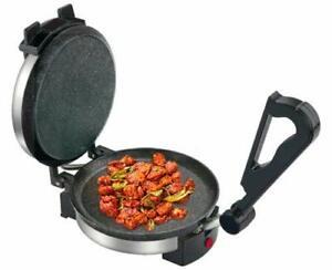 Tortilla Maker Machine Electric Chapati Maker 900W Silver Best Price