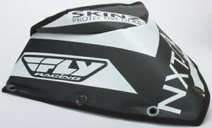 Skinz Protective Gear NXT LVL Vented Windshield Pack - NXPWPV200-BK/WHT