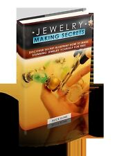 Jewelry Making Secrets -- Beading Project Tutorials - How to eBook (.pdf)