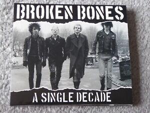 Broken Bones - A Single Decade (CD)