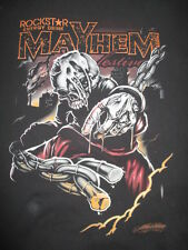 2009 MAYHEM FESTIVAL (3XL) T-Shirt MARILYN MANSON SLAYER MUSHROOMHEAD TRIVIUM