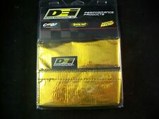 Air Tube Cover Kit DEI Cool Cover GOLD 3in to 4in OD Air Tube x 28in L