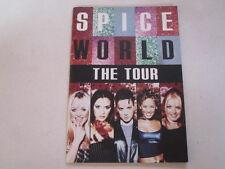 Spice Girls Concert tour program japan japanese rare