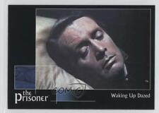2002 Cards Inc The Prisoner Autograph Series #7 Waking Up Dazed Card 0f8