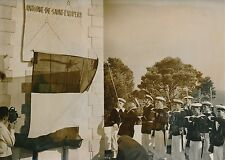 Phare d'Agay 1955 - Matelots Militaires Plaque Hommage à St Exupéry Var - PR 430
