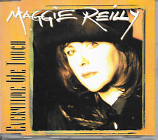 MAGGIE REILLY - Everytime we touch CD SINGLE 4TR Holland Print 1992 (Electrola)