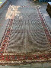 Amazing Antique Khamseh Federation Carpet - 2nd-half 19th Century - 14x6