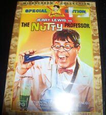 The Nutty Professor (Jerry Lewis) Widescreen (Australia Region 4) DVD – New