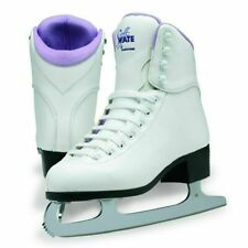 Jackson Ultima Glacier Women's, Girls, GS181 Misses Figure Skates  Size 2 Junior
