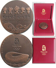Olympic games jeux olympiques 2008 participation Medal participants médaille