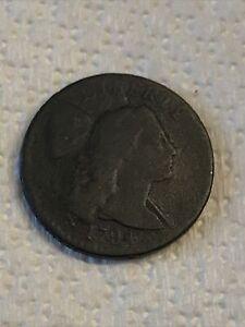1794 Liberty Cap large cent- Sheldon 30