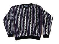 Ethnics Coogi Sweater Grandpa Cosby Sweater Vintage 90s Hip Hop Biggie M