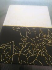Numbered Limited Edition White Black Pokemon Collector Version 2 Book
