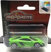 Majorette Mclaren 675LT Green 1:60 248B Wheel D5S free Display Box