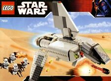LEGO STAR WARS 7659 IMPERIAL LANDING CRAFT NEW FACTORY SEALED RETIRED 2009
