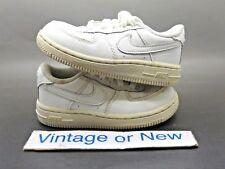 Nike Air Force 1 '07 Low White Toddler 2013 sz 8C