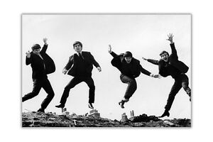 The Beatles 1962 Album Cover Poster Wall Print Movie Stars Home Decoration Pinup
