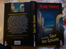 Spur des Grauens von R. L. Stine Fear Street Buch gebr