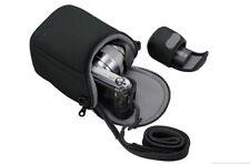 Camera Cover Case Bag for Sony LCS BBF NEXF3 NEX5R NEX5N NEX7 HX200 etc. Black