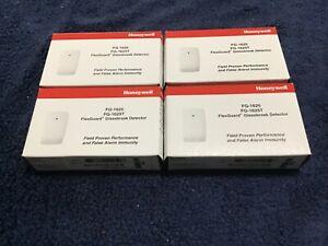 Honeywell Intellisense FG1625 Acoustic Glass Break Detector - White Lot of 4