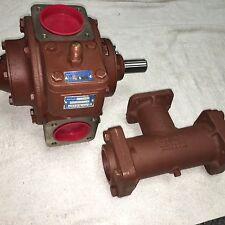"BLACKMER 2.5"" ROTARY FUEL PUMP w Strainer - 2 1/2"" Oil or Fuel Pump--------->NEW"