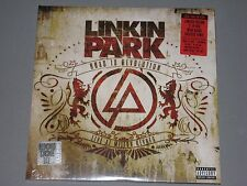 LINKIN PARK Road to Revolution 2 LP Colored Vinyl + free DVD RSD 2016 New Sealed