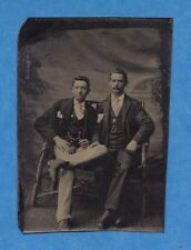 """Tintype of Two Affectionate Men- """"The Cover Up?""""- Gay Interest!"""
